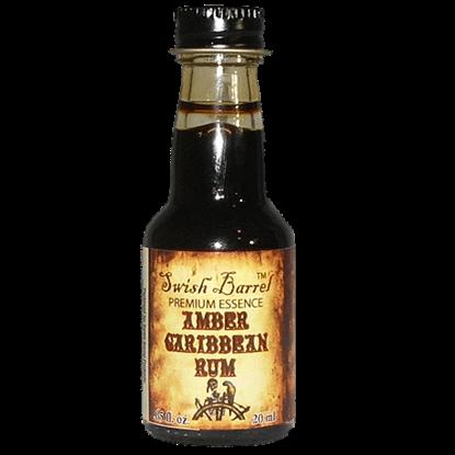 Amber Caribbean Rum Essence