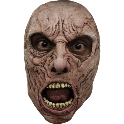 Zombie Scientist WWZ Face Mask