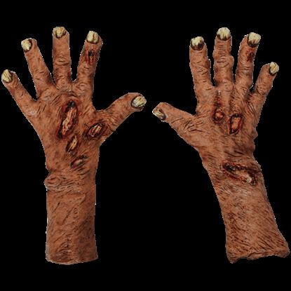 Zombie Flesh Gloves
