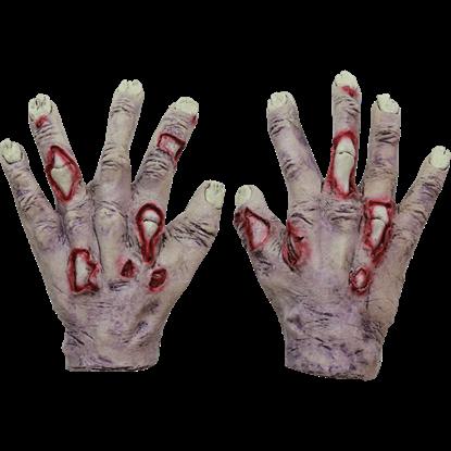 Junior Undead Zombie Gloves