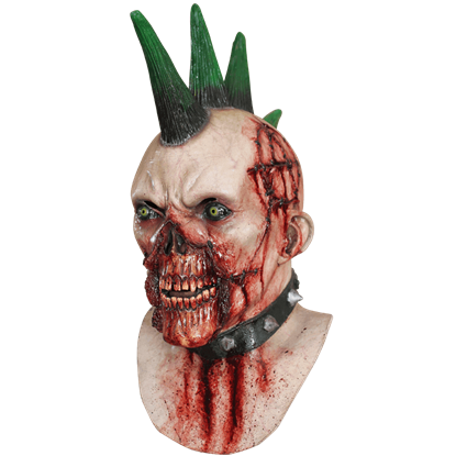 Billy Punk Zombie Mask