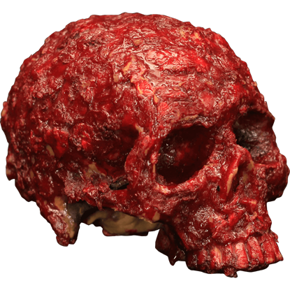 Bloody Scab Skull