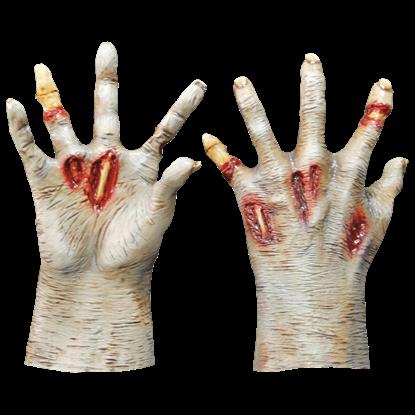 Light Zombie Hands