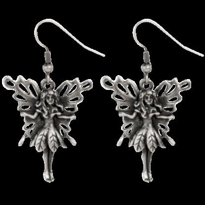 Woodland Fairy Earrings