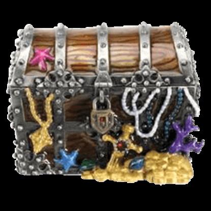 Pirate Chest Box