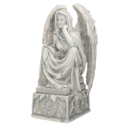 Balthial Angel Statue