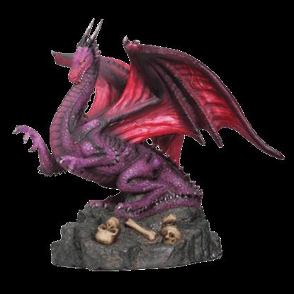 Abraxas Dragon Statue