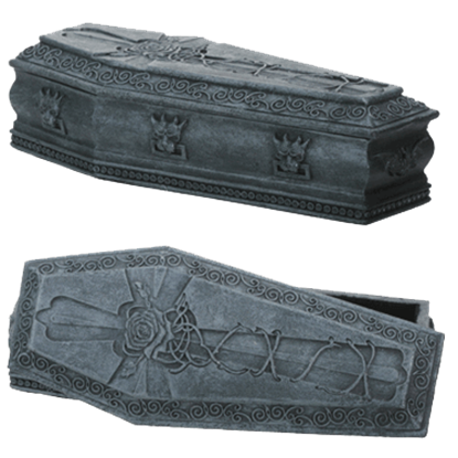 Gargoyle Coffin Box