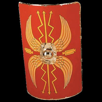 Wooden Roman Shield