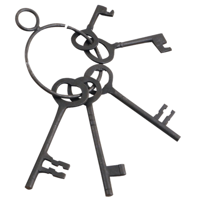 Ring of Cast Dungeon Keys
