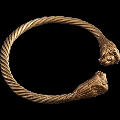 Roman Lion Bracelet