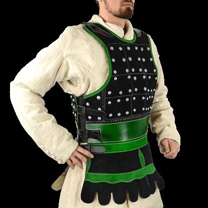 Riveted Leather Brigandine Armor