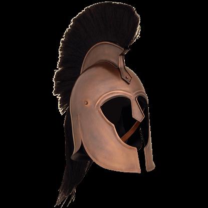 Trojan War Helmet