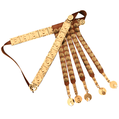 1st Century Roman Legionary Disc Belt