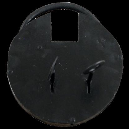 Double-Key Dungeon Lock