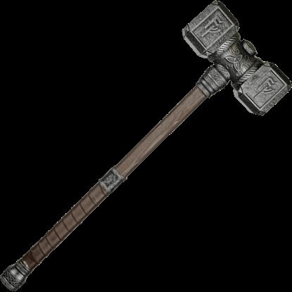 Dorgen LARP War Hammer