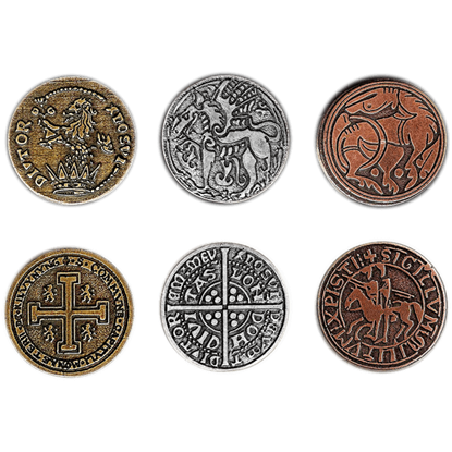 Medieval Coin Set