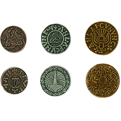 Viking Coin Set