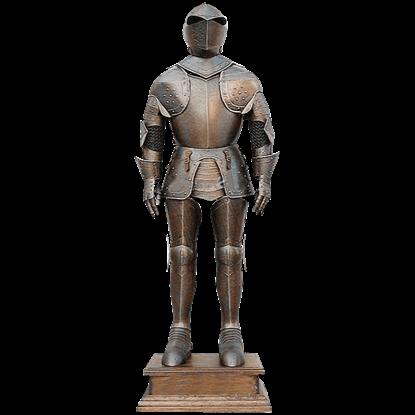17th Century War Suit Of Armor