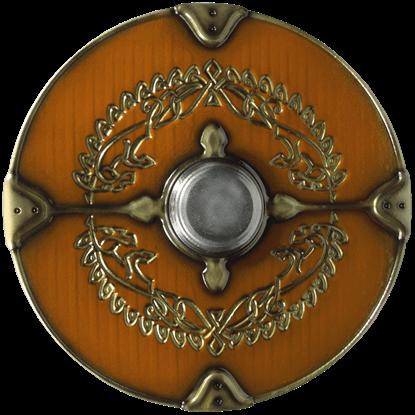 Gaelic Baldur LARP Shield