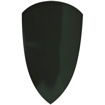 Medieval Squire LARP Shield in Green