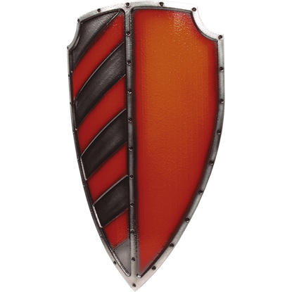 Red Imperial Sergeant LARP Shield