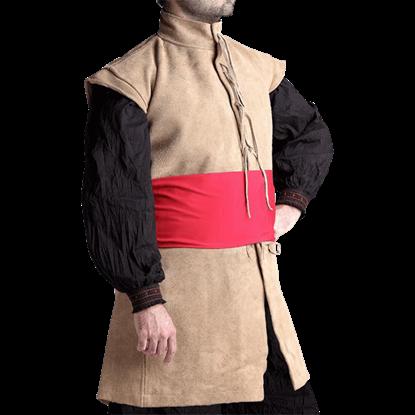 17th Century Sleeveless Buff Coat