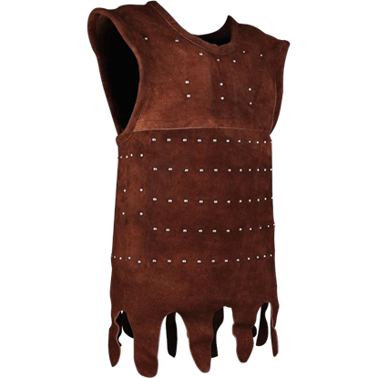 Wisby Suede Leather Brigandine