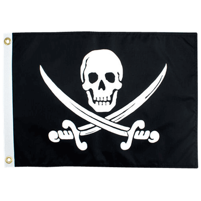 Calico Jack Rackham Pirate Flag