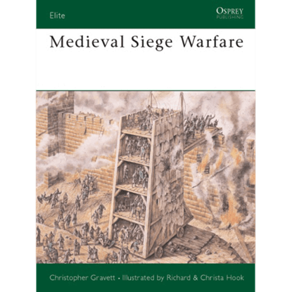 Medieval Siege Warfare Book