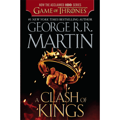 A Clash of Kings (HBO Tie-in Edition): A Song of Ice and Fire: Book Two