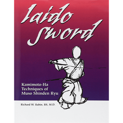 Iaido Sword Book