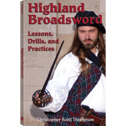 Highland Broadsword Book