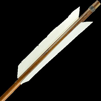 Apache Hunter Native Arrows - Set of 6