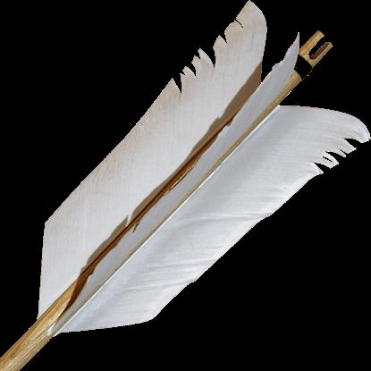 Short Flight Heavy Warbow Arrows - Set of 3