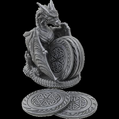 Dragon Drink Coasters
