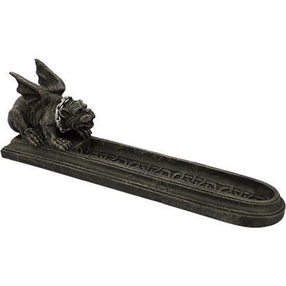 Gargoyle Incense Burner