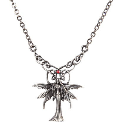 Celtic Faerie Necklace