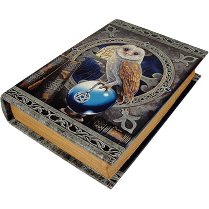 Spell Keeper Book Box