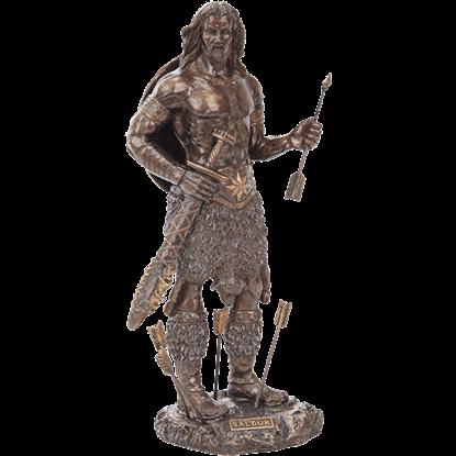 Baldur Statue