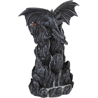 Dragon Backflow Incense Tower