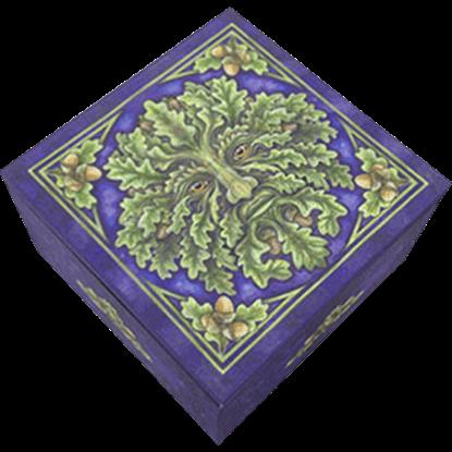 Spirit of the Forest Trinket Box