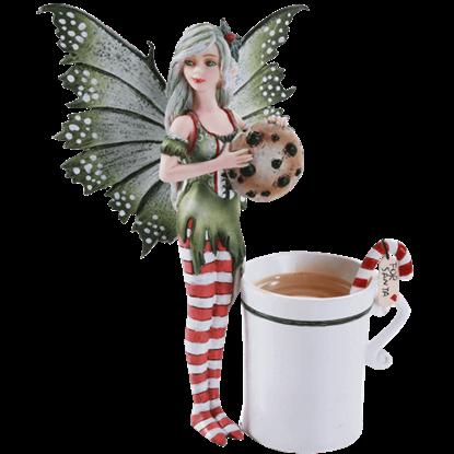 Christmas Treat Fairy Statue