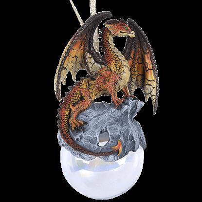 Hyperion Dragon Ornament