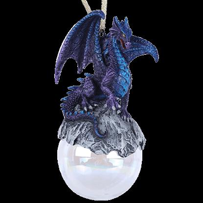 Talisman Dragon Ornament