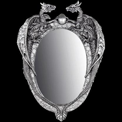 Double Dragon Mirror