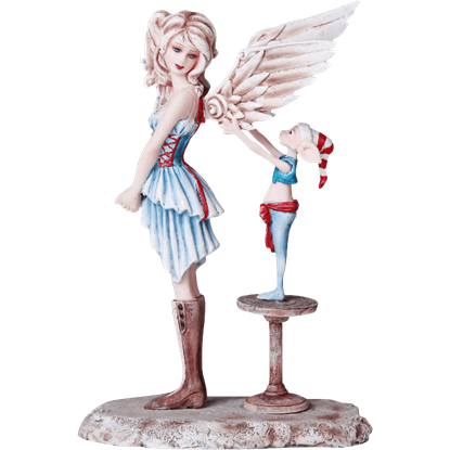 Christmas Angel Statue