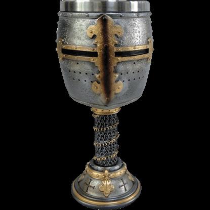 Crusader Goblet