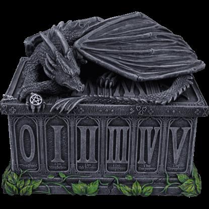 Fortunes Keeper Tarot Box