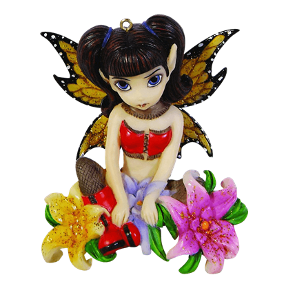Fishnets and Flowers by Jasmine Becket Griffith